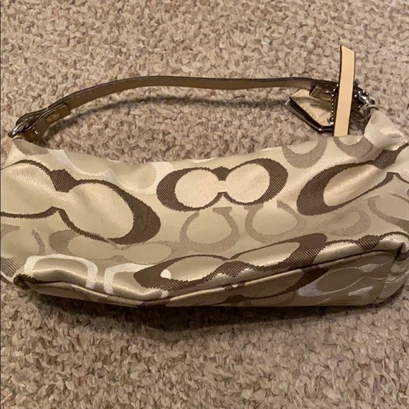 Coach bag, small great for small accessories.